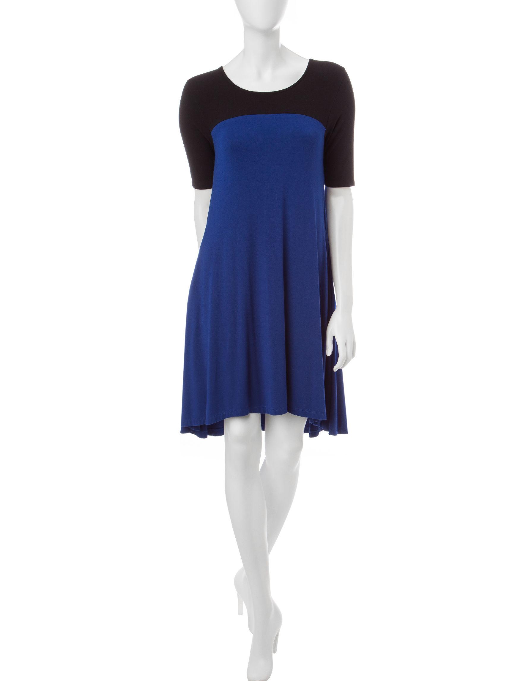 Lennie Grey Shift Dresses