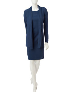 Lennie Blue Everyday & Casual Sweater Dresses
