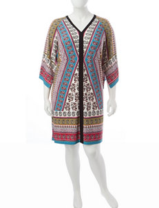 London Times Multi Everyday & Casual Shift Dresses
