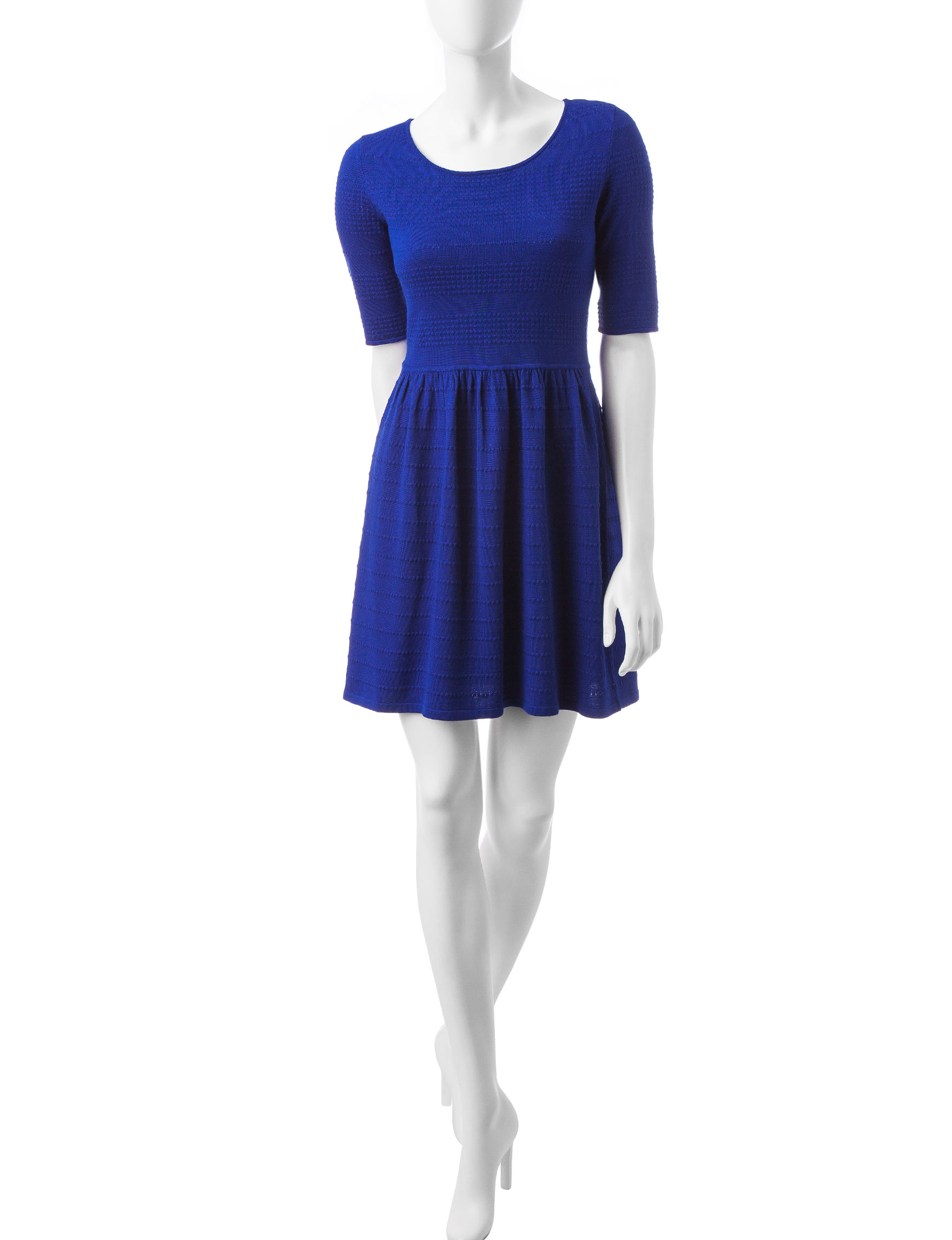 My Michelle Royal Blue Everyday & Casual
