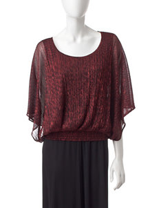 Onyx Nite Red Shrugs