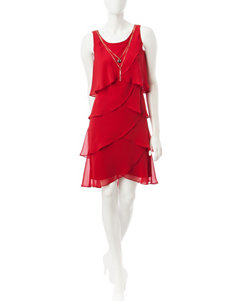 S.L. Fashions Red