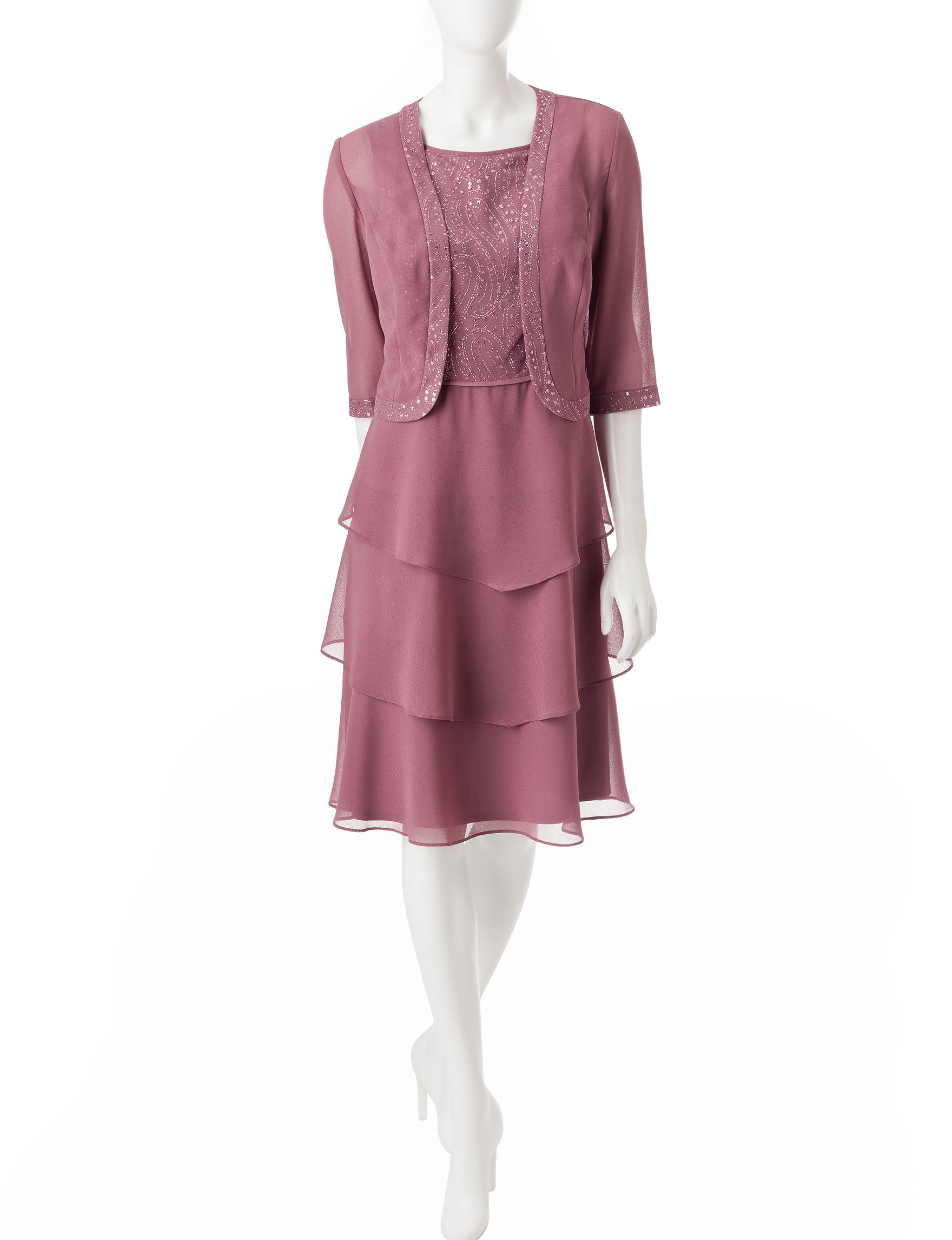 Dana Kay Rose Evening & Formal Jacket Dresses