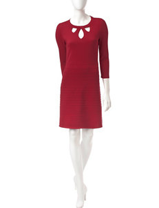 Nine West Red Everyday & Casual A-line Dresses