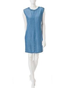 Spense Denim Everyday & Casual Shift Dresses