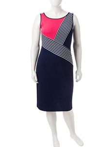 Dana Kay Pink Everyday & Casual Jacket Dresses