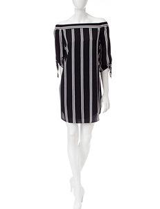 Signature Studio Black Everyday & Casual Shirt Dresses