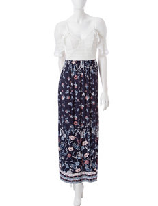 Trixxi Blue Everyday & Casual Sundresses