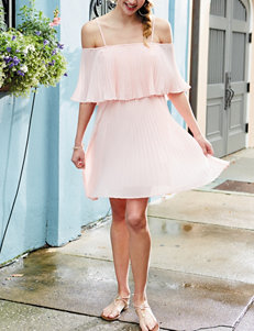 JM Studio Pink Everyday & Casual Shift Dresses