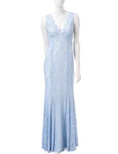 Morgan & Co. Blue Evening & Formal