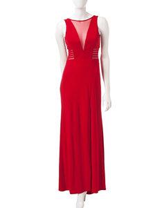 Morgan & Co. Red Evening & Formal