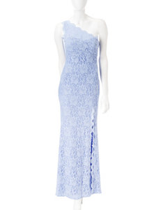 Morgan & Co. Periwinkle Evening & Formal Strapless
