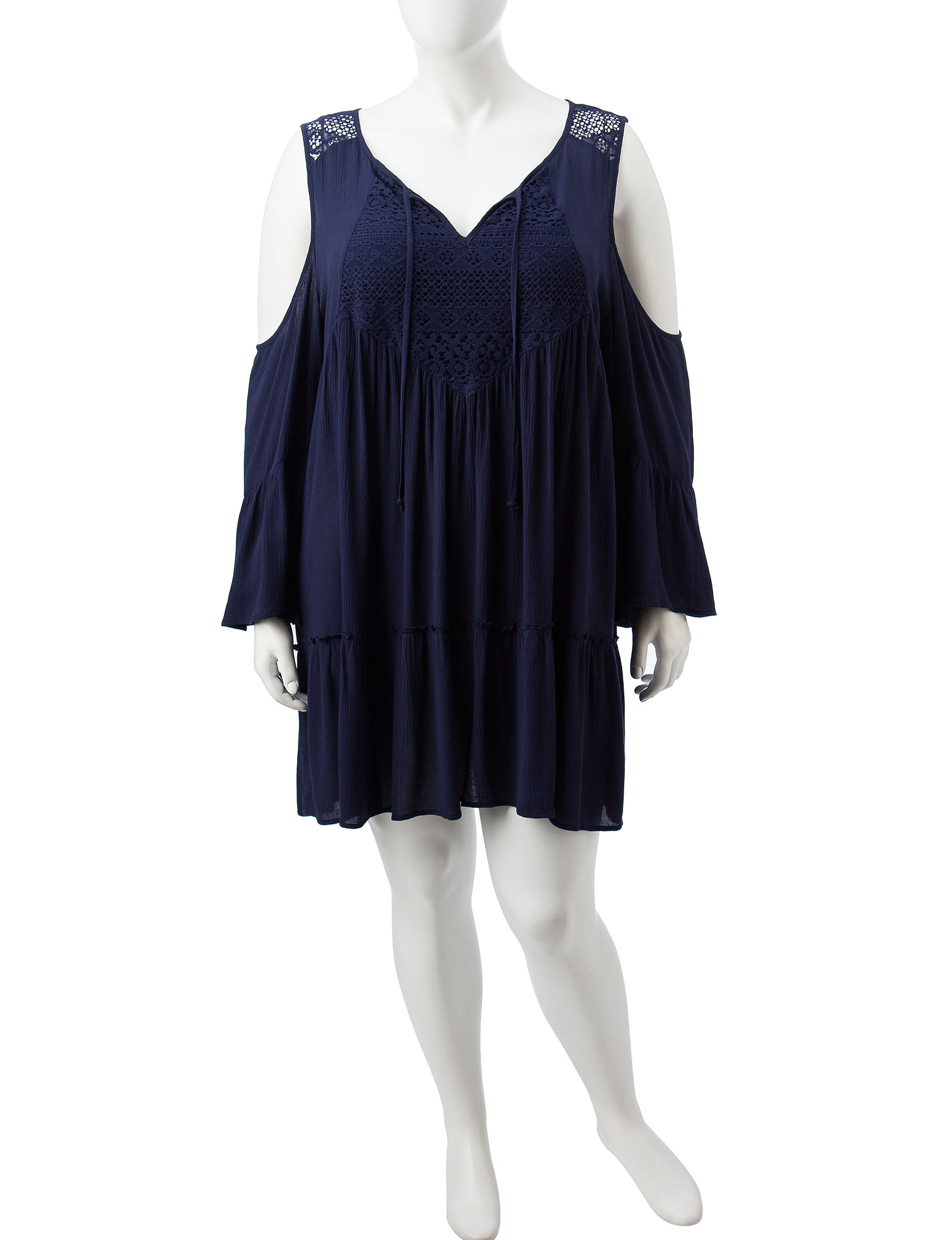Living Doll Navy Everyday & Casual