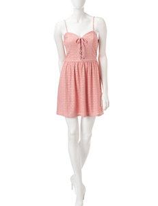 BeBop Rose Everyday & Casual Fit & Flare Dresses
