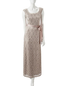 R & M Richards Lace Dress