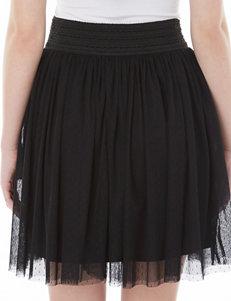 A. Byer Short Tulle Skirt