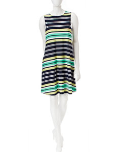 Nine West Trapeze Dress