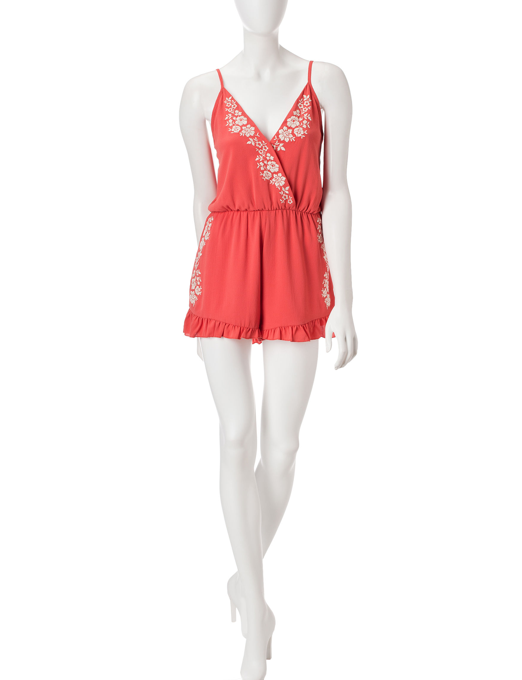 Trixxi Coral Everyday & Casual