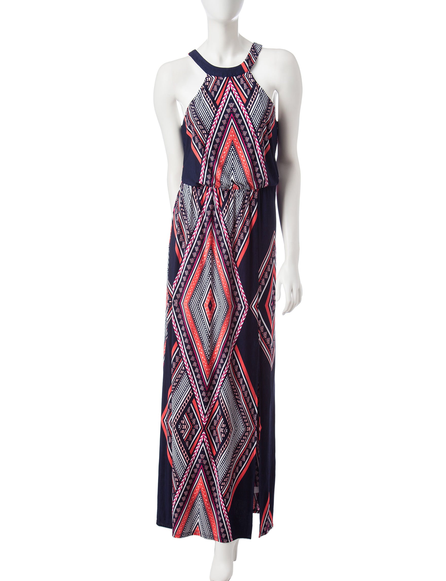 Trixxi Blue / Multi Everyday & Casual Sundresses