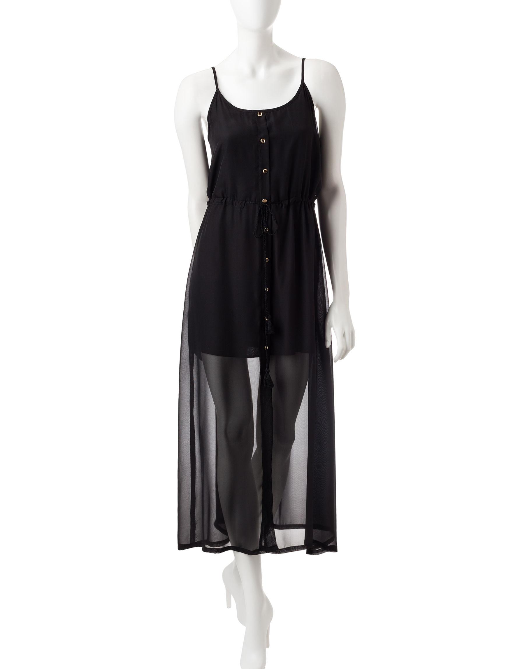 Wishful Park Black Everyday & Casual Sundresses