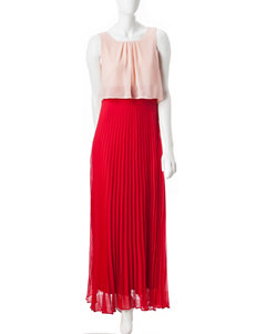 Sangria Popover Maxi Dress