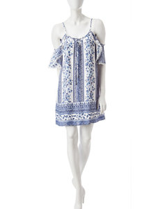 Trixxi White Everyday & Casual Shirt Dresses