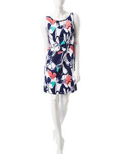 Ronni Nicole White / Multi Everyday & Casual Sheath Dresses