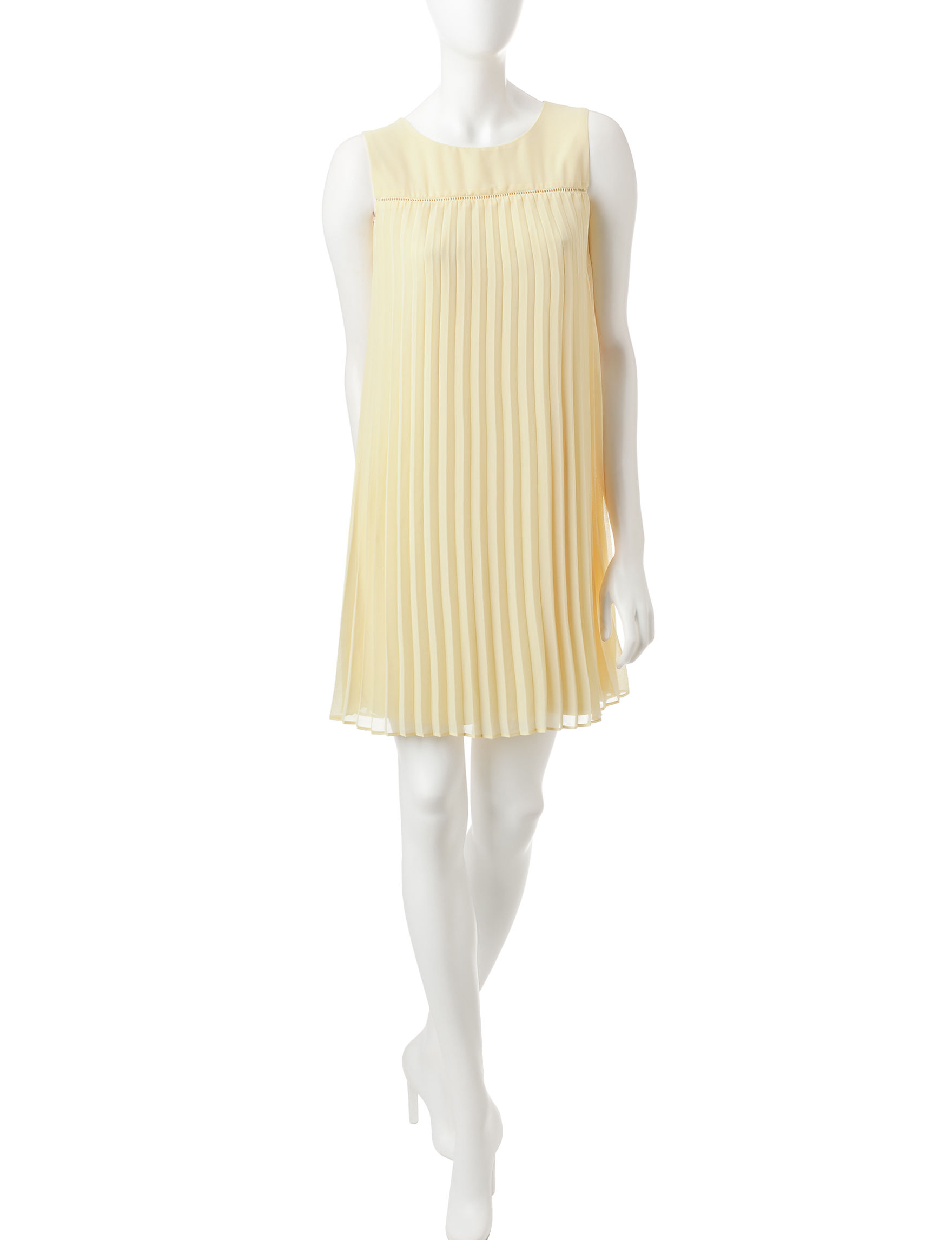 A. Byer Yellow Everyday & Casual