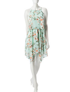 Wishful Park Green Everyday & Casual Shift Dresses