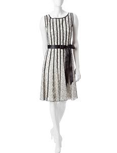 S.L. Fashions Blue Cocktail & Party Evening & Formal A-line Dresses