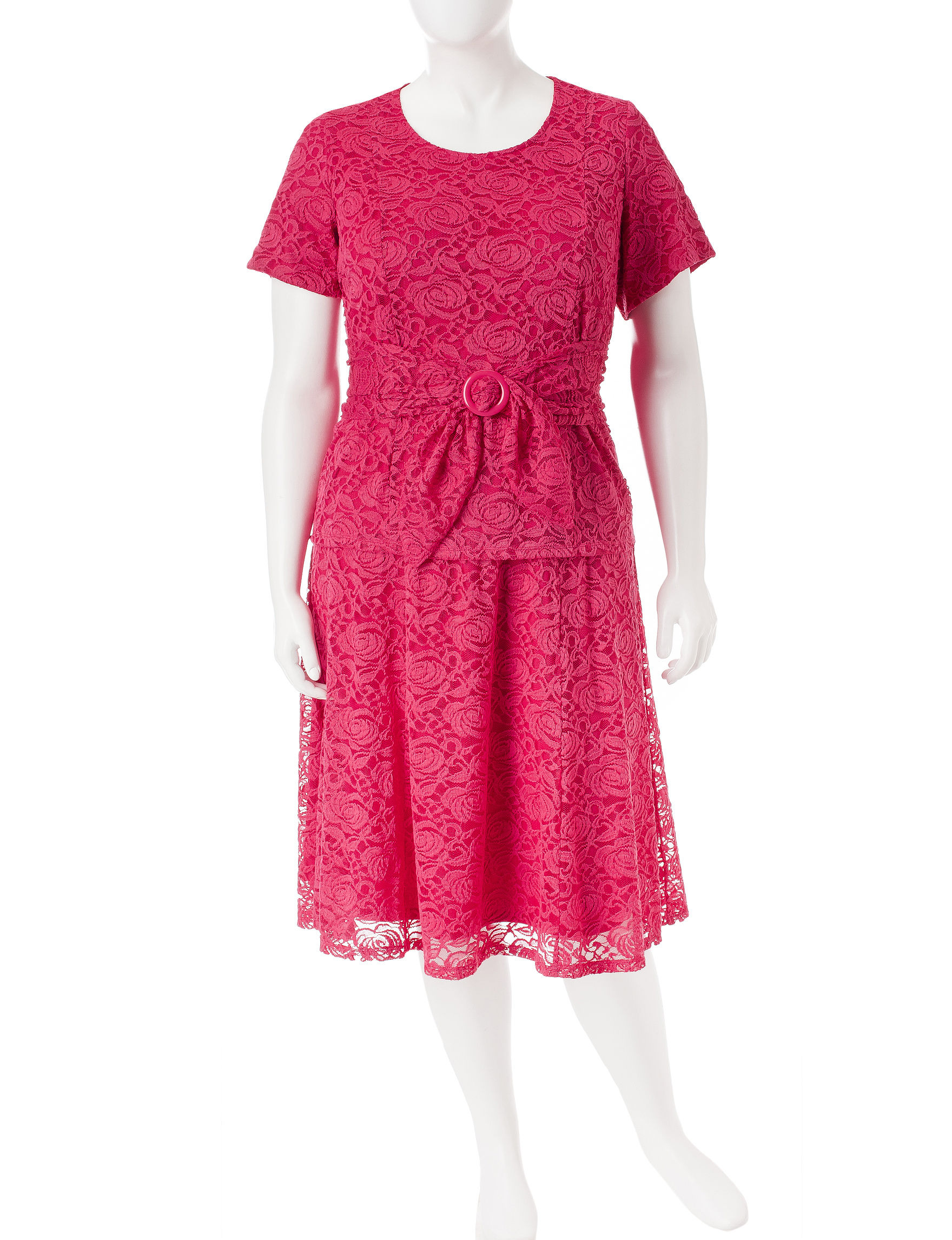 Perceptions Pink Everyday & Casual