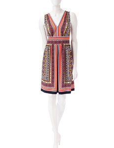 Perceptions Pink Everyday & Casual Shift Dresses