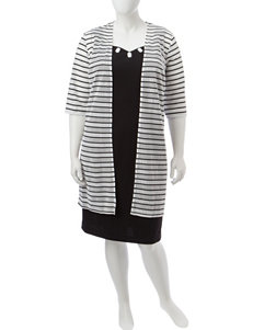 Dana Kay Black Everyday & Casual Jacket Dresses