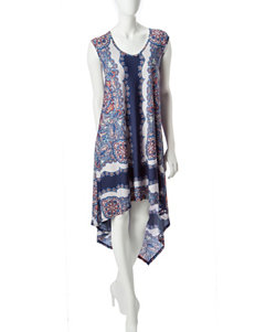 One World Navy Everyday & Casual Sundresses