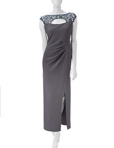 Marina Lace Yoke Dress