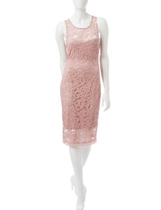 Wishful Park Pink Everyday & Casual Sheath Dresses
