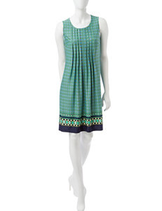 Perceptions Blue Everyday & Casual A-line Dresses