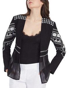 XOXO Embroidered Jacket