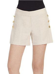XOXO Side Button Shorts