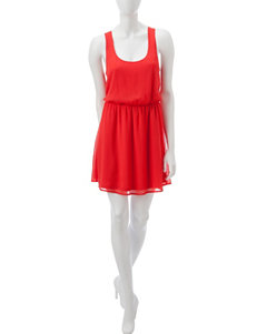 Signature Studio Red Everyday & Casual Fit & Flare Dresses