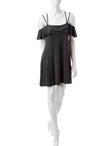 Signature Studio Black Everyday & Casual Shift Dresses