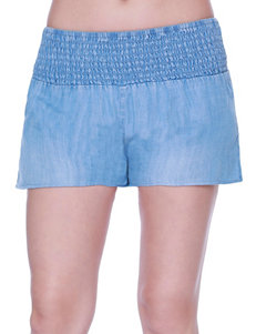 C and J Collection Denim Shorts