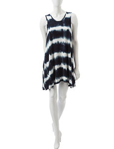 Wishful Park Black White Everyday & Casual Shift Dresses
