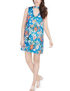 XOXO Blue Everyday & Casual Shift Dresses