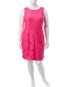 Madison Leigh Lace Sheath Dress