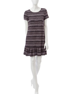 A. Byer Multi Everyday & Casual Shift Dresses