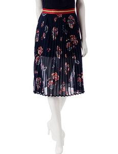 Heart Soul Pleated Skirt