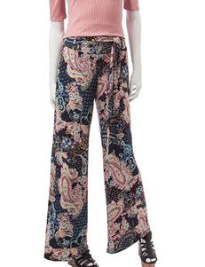 My Michelle Black Soft Pants