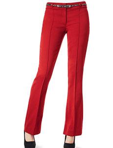 XOXO Cranberry Soft Pants