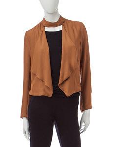 My Michelle Cascade Front Jacket